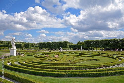 Fotobehang Tuin Herrenhäuser Gärten, Hannover
