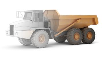 Big Truck - mix