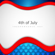 4th of july american independence day flag celebration creative