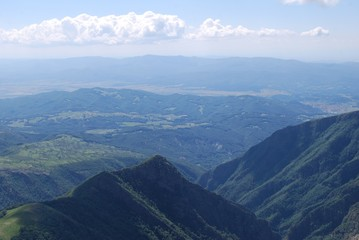 The Central Balkan Mountains