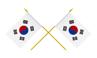 Flags, Republic of Korea