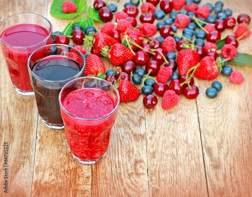 Как сделать смузи из ягод в домашних условиях