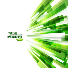 Eco friendly speed technology background