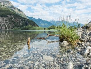 Lago di Mezzola
