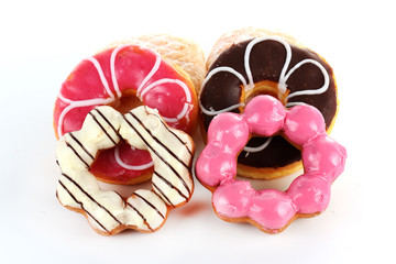 Group of donut