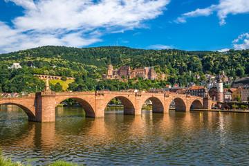 Heidelberg Schloss und Alte Brücke