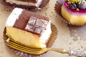 mini tiramisu dessert