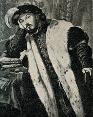 Count Fortunato Martinengo Cesarescoa  by Il Moretto 1542