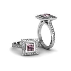 Pink princess diamonds