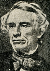Samuel Morse, American painter and inventor