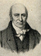 Thomas Andrew Knight, english horticulturalist and botanist