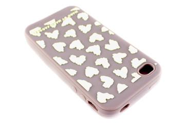 Multiсolor plastic mobile phone case