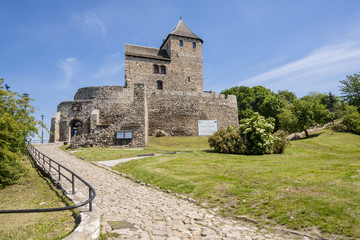 Medieval castle - Bedzin, Poland, Europe.