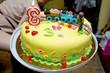 3th birthday cake
