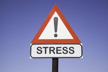 Achtung Stress