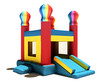 Childern's Bounce house on a white background. - 66748248