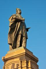 Sir Pherozeshah Mehta Statue in Mumbai
