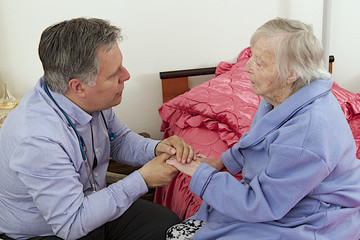 Emotional and psychological for elderly people living at home