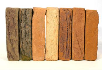 Row of bricks