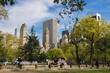 Obrazy na płótnie, fototapety, zdjęcia, fotoobrazy drukowane : central park nyc