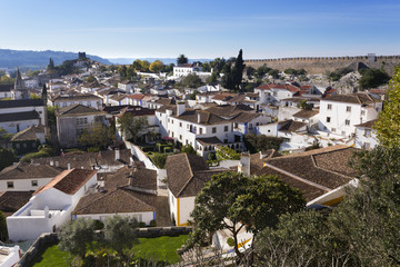 Village de Obidos Portugal