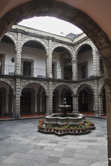 Cancilleria museum