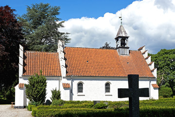 Assistens and Soeholm chapel