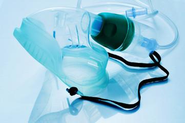 medical oxygen mask