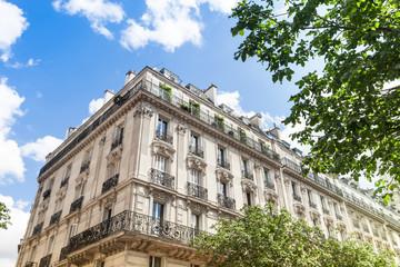 Gebäude in Paris, Frankreich