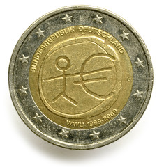 10th anniversary of Economic and Monetary Union  1999 - 2009