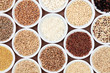 Grain and Cereal Selection - 66762209