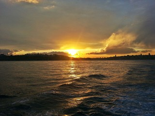 Bosphorus Sunset