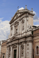 Church of Saint Susanna at the Baths of Diocletian in Rome