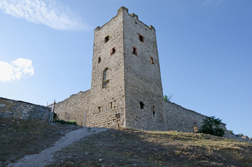 Fortress in Feodosiya