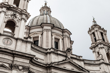 Sant Agnese Church Detail