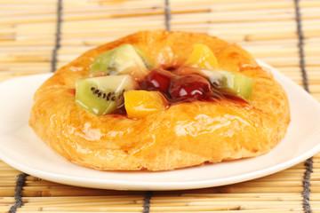 Fruit denish bread