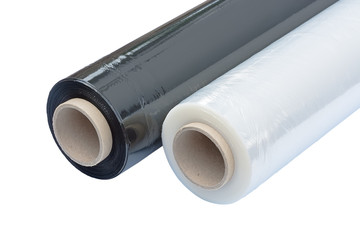 Stretch Wrapping film.