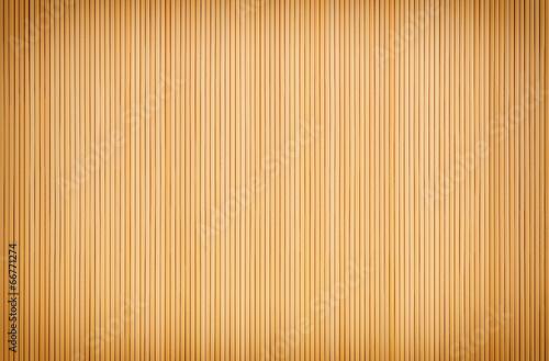 Leinwandbild Motiv Bamboo background