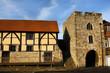 Historische Markthalle und Westgate Southampton