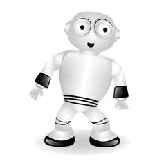 детский робот
