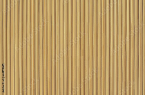 Brown bamboo background - 66773085