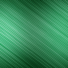Green striped background