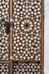 Mother of Pearl Inlay