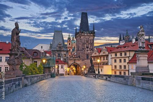 Fototapeta Prague.