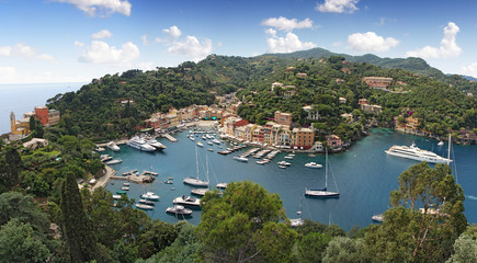 Portofino village