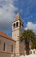 Dominican convent in Trogir, Croatia