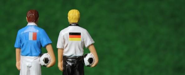 Deutschland vs Frankreich