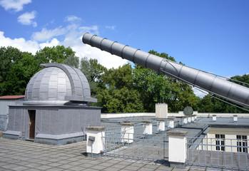 Dach einer Sternwarte