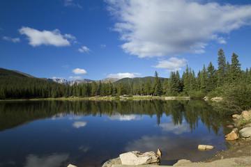 Echo Lake Mountain Scenic