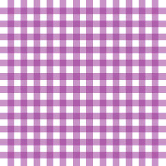 Vector purple gingham background